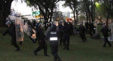 CU: Enfrentamiento entre ocupantes del