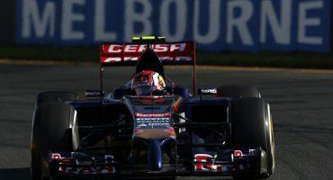 Daniil Kvyat: el joven piloto que ve hacia abajo a Vettel