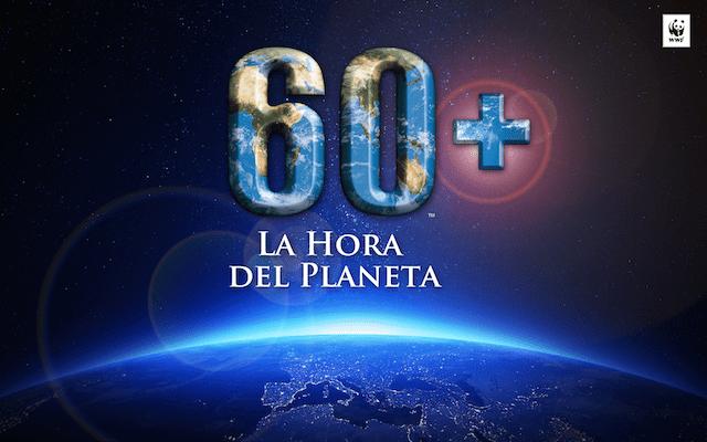 ¡Te invitamos a ser parte de la hora del planeta!