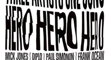 Así quedó la colaboración entre Frank Ocean, Diplo y The Clash: