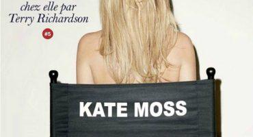 NSFW: Kate Moss para la revista Lui
