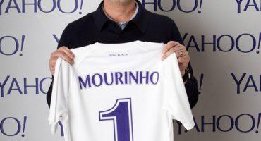 Jose Mourinho será analista de Yahoo! para Brasil 2014
