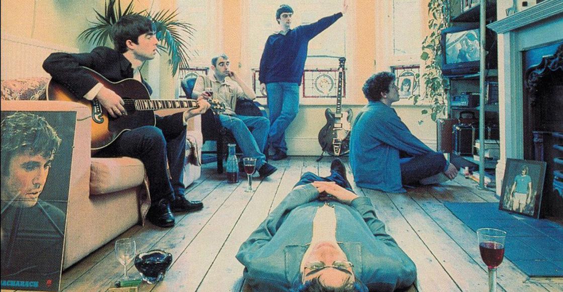 24 años después: Así se ve la casa de la portada del Definitely Maybe de Oasis
