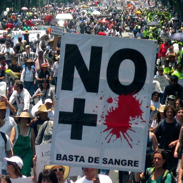 Únete a las actividades del Movimiento por la Paz con Justicia y Dignidad este jueves y viernes