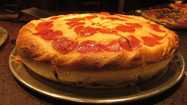 Porque todo puede tener sabor a pizza