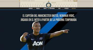 Vidic es ya oficialmente del Inter, el pleito tuitero de Cuauhtémoc con Rafa Márquez y más