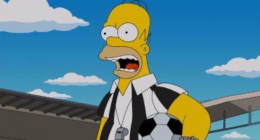La predicción de Los Simpson para la final del Mundial