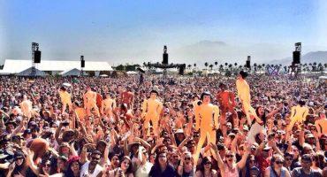 Las bandas y sus tuits de Coachella