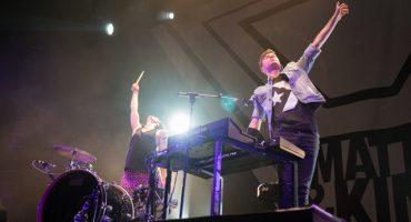 Recuerdos de una fiesta fuera de control, reseña y galería del concierto de Matt & Kim