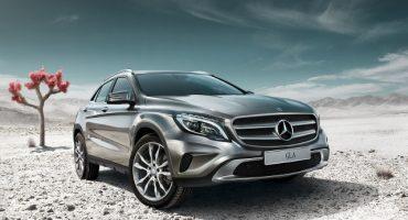 Llega a México la nueva Clase GLA de Mercedes Benz, la SUV del futuro