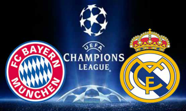 Revive la goleada del Real Madrid sobre el Bayern Munich