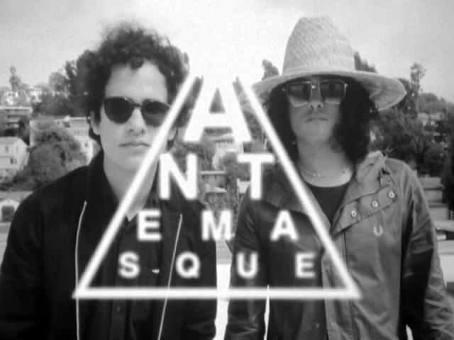 Escucha el primer sencillo de Antemasque (Mars Volta + Flea):