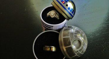 Todo lo que necesitas para tu boda Star Wars