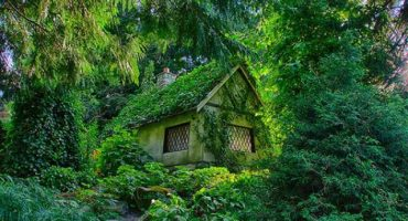 Estas casas parecen salidas de cuentos de hadas