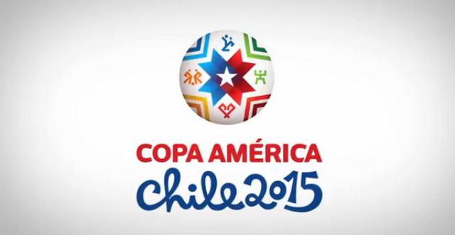 El logo de la Copa América 2015