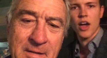 El primer video Vine de Robert De Niro