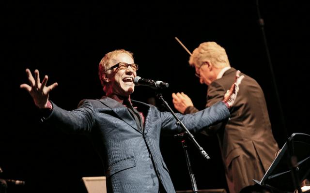 Danny Elfman y el mundo de Tim Burton toman el Auditorio Nacional