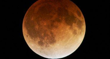 Eclipse de Luna Sangrante se verá mañana en México