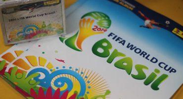 ¡Nooo! Se roban 300 mil estampas del álbum del Mundial