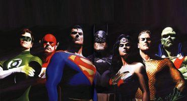 Confirman película de la Liga de la Justicia y Matt Damon podría ser Aquaman