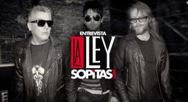 La Ley en entrevista: la reunión, el rock, el Vive Latino y más.
