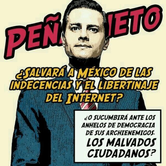 ¿Qué ocurre en México? Defiende Internet el 21 y 22 de abril #ContraElSilencioMX
