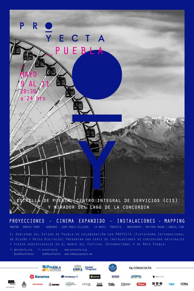 PROYECTA: Plataforma Internacional de Diseño y Artes Digitales