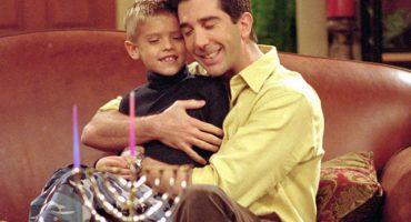 Así luce actualmente Ben, el hijo de Ross en Friends