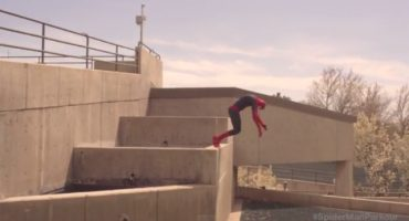 Video: Parkour al estilo Spider-Man