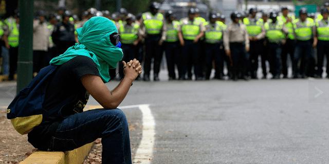 ¿Quién tiene la culpa del conflicto en Venezuela? (+galería)