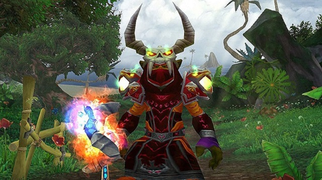 Un Ucraniano completa el 100% de World of Warcraft
