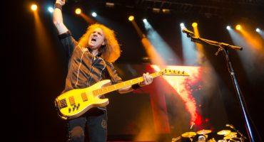 Megadeth en el Palacio de los Deportes