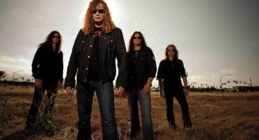 Entrevista con Megadeth: Pioneros del Thrash Metal, archienemigos de Metallica