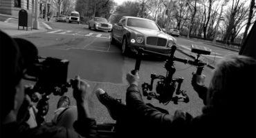 El comercial de Bentley filmado con un iPhone 5S y editado con un iPad Air