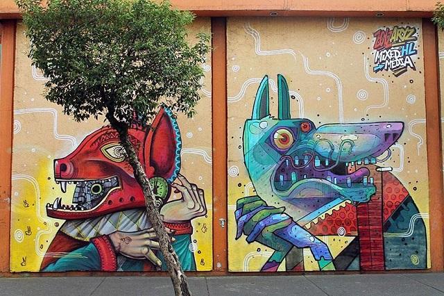 Conoce las 20 mejores ciudades para ver arte urbano