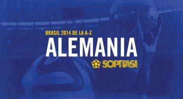 Brasil 2014 de la A a la Z: Alemania