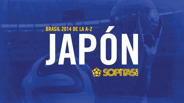 Brasil 2014 de la A a la Z: Japón