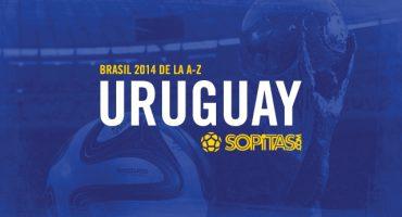 Brasil 2014 de la A a la Z: Uruguay