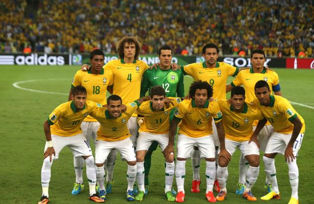 La lista de convocados de las 32 selecciones de Brasil 2014