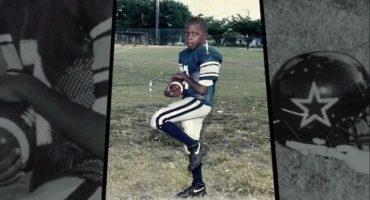 Promesa que un jugador de la NFL pudo cumplir a su mamá 12 años después