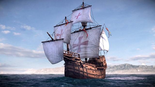 Encuentran Una De Las Carabelas De Cristóbal Colón