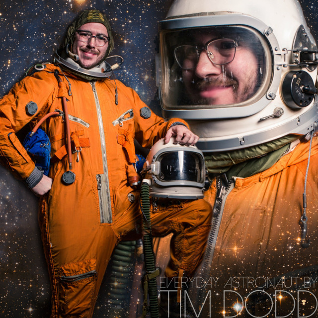Galería: Un día en la vida de un astronauta