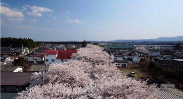Mira la ciudad fantasma de Fukushima a través de un dron
