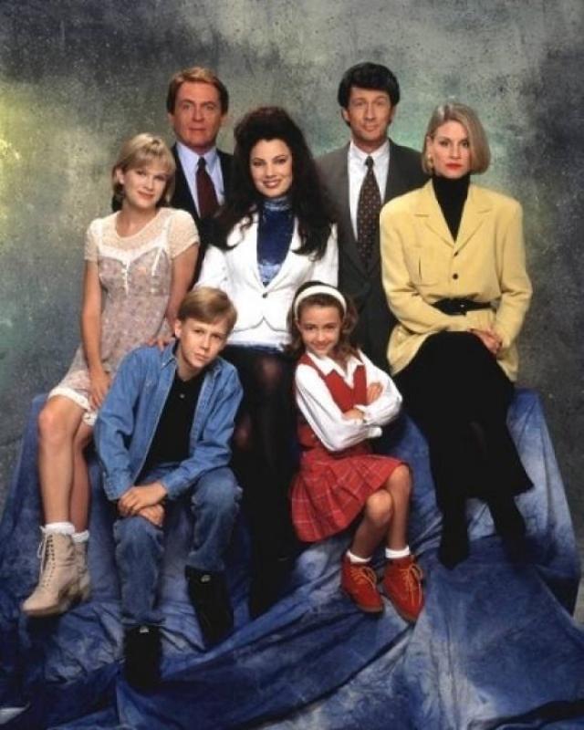 Así se ven los actores de 'La Niñera' más de 20 años después