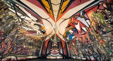 GDF declara al Polyforum Siqueiros como Patrimonio Cultural Urbano