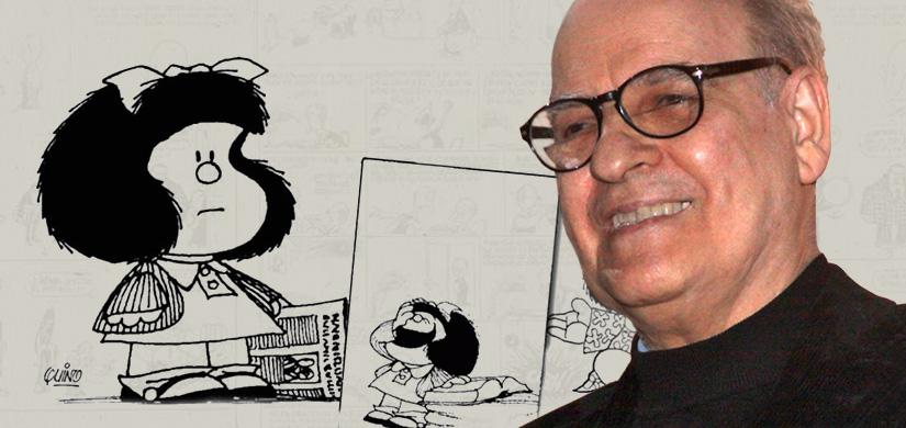 Creador de Mafalda gana Príncipe de Asturias en Comunicación y Humanidades