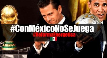 #ConMexicoNoSeJuega: todos ellos advertirán al gobierno que el mundo está observando
