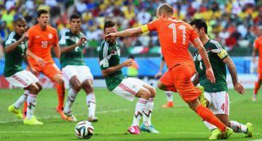 Esto pasa cuando vemos la repetición del México vs. Holanda