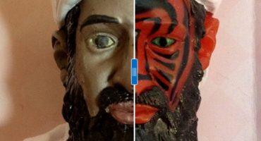 ¿Hacer muñecos demoniacos para vencer a Bin Laden? Ese era el plan de la CIA