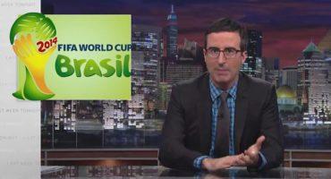 Video: John Oliver nos explica cómo funciona la FIFA